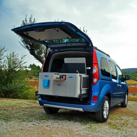 renault kangoo travel pack pour voyager 18078394. Black Bedroom Furniture Sets. Home Design Ideas