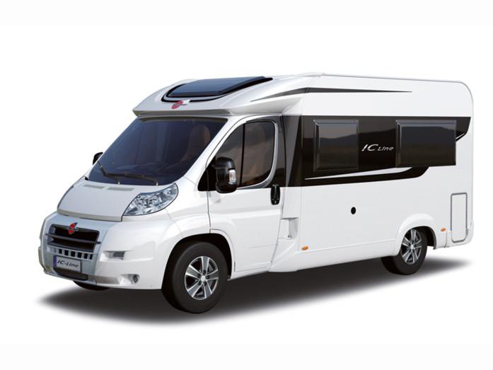 camping car compact confort une maison 56406716. Black Bedroom Furniture Sets. Home Design Ideas
