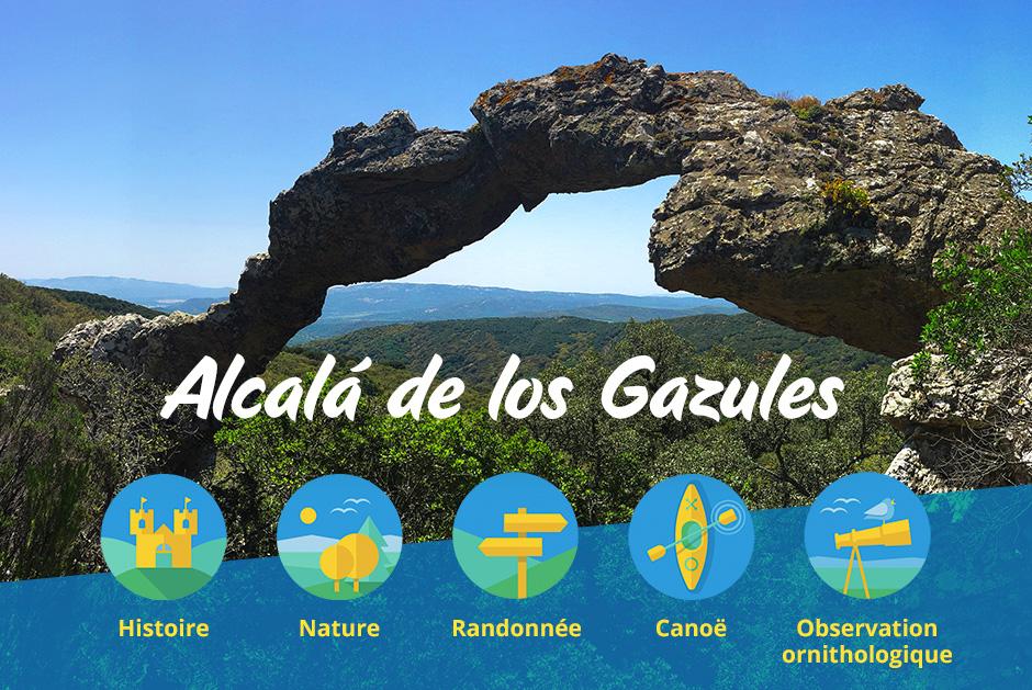 Parc naturel de Los Alcornales en Andalousie