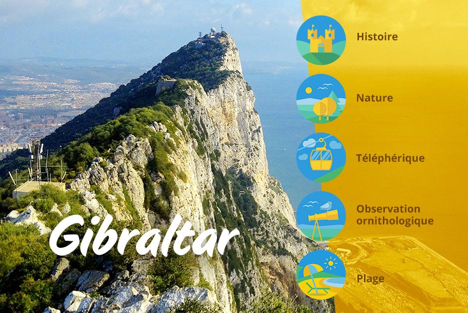 Gibraltar en camping-car