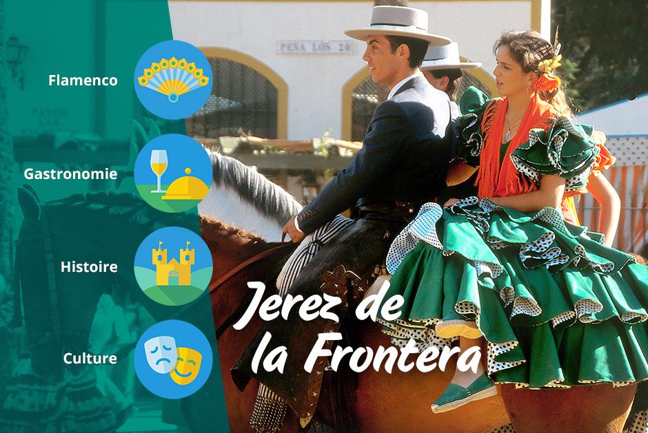 Road-trip en camping-car passant par Jerez de la Frontera