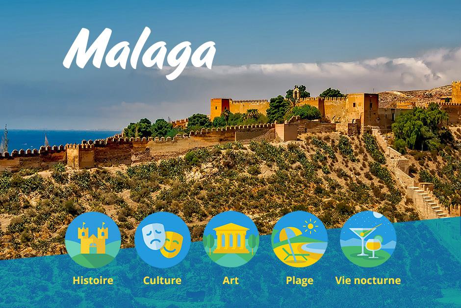 Louer un camping-car à Malaga
