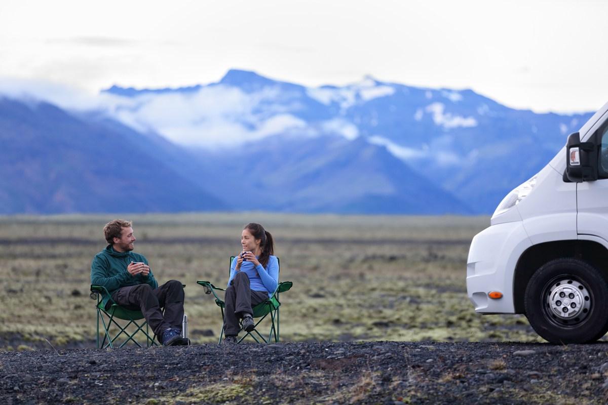 Camping pour les amoureux