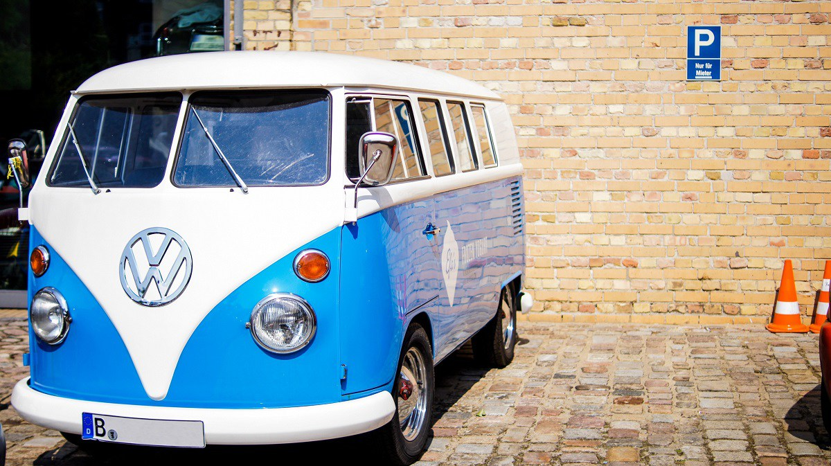 Humble mais agréable - Un voyage romantique en camping-car