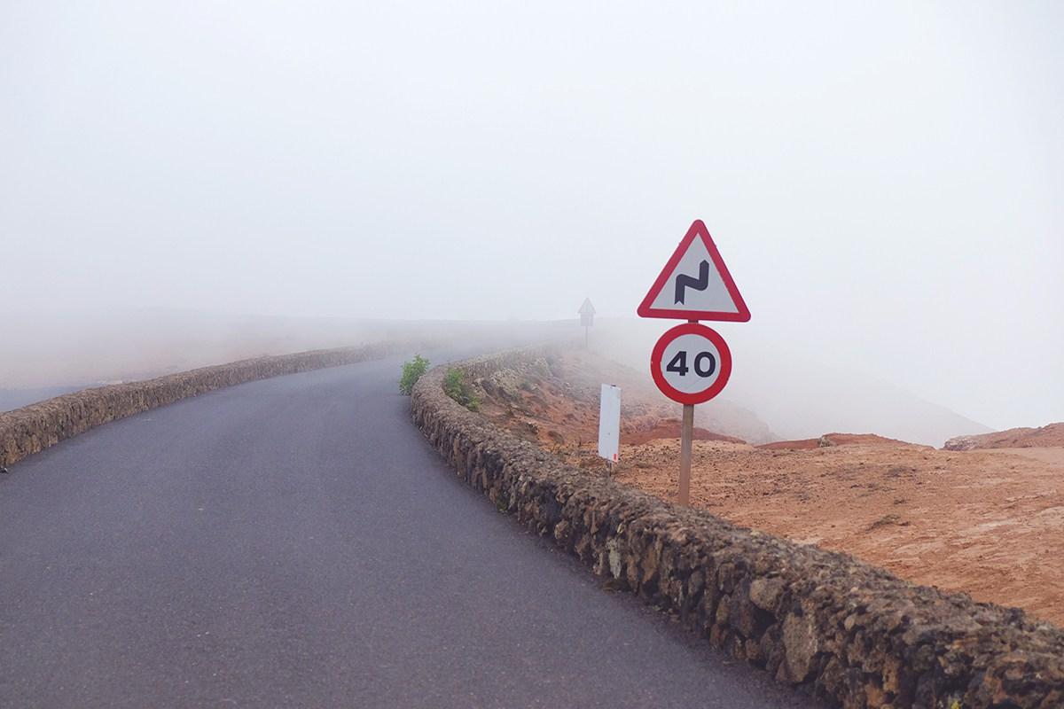 Signe de la rue.