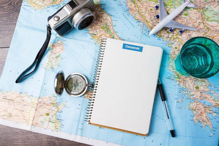 Liste d'affaires pour vos vacances en camping-car – La check-list à imprimer pour votre prochain voyage !