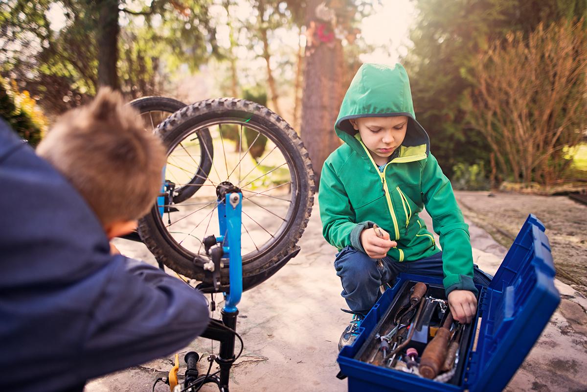 Emportez vos vélos avec vous en camping-car