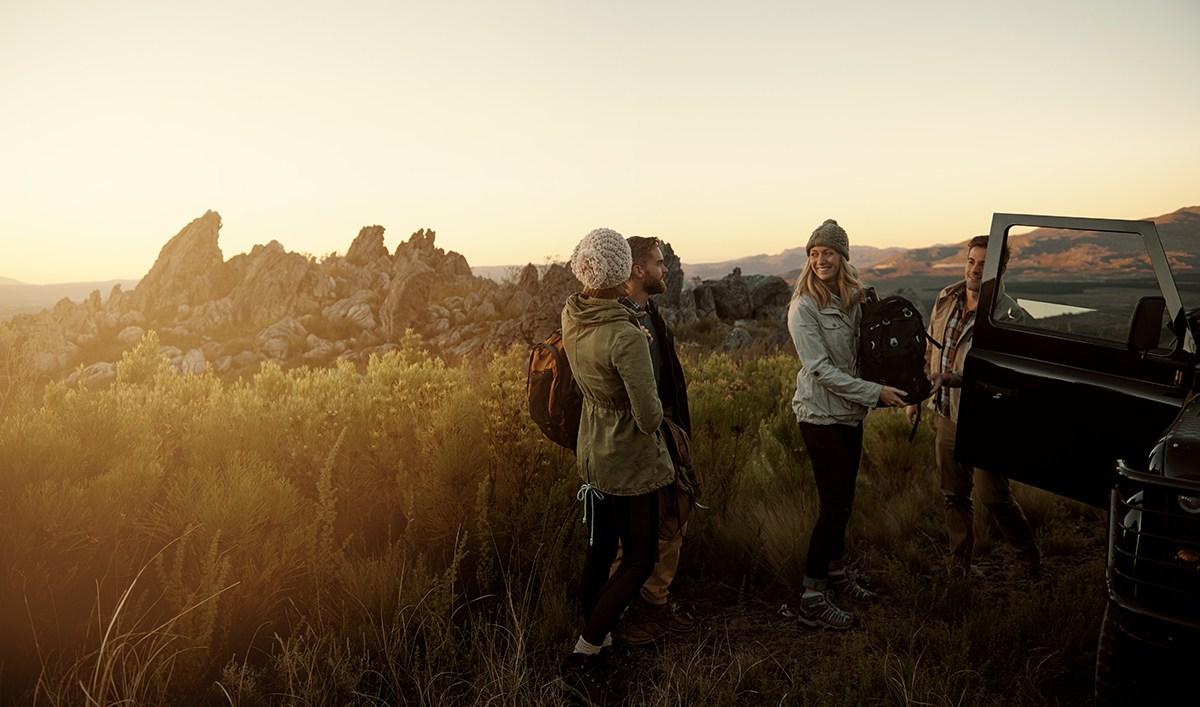 Partir à l'automne en vacances en camping-car